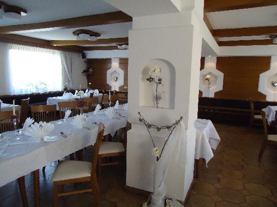 Gasthof Feichter: Der Frühstücksraum