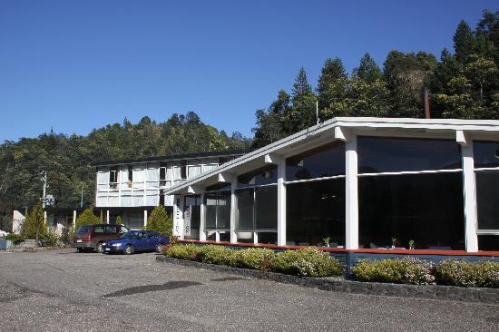 Silver Hills Motel: Motel external