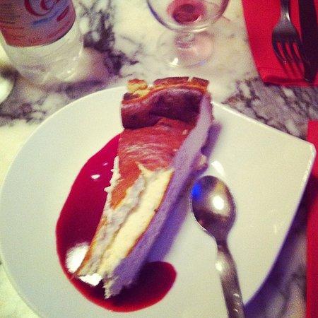 Cheesecake @ Aquarius in Paris