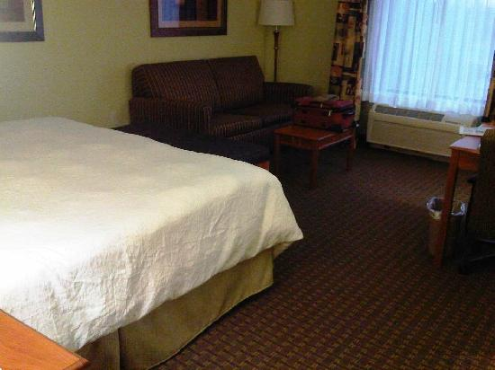 Hampton Inn & Suites Grand Rapids Airport / 28th St: King Room-1