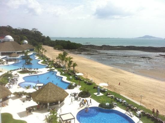 The Westin Playa Bonita Panama: pool and beach