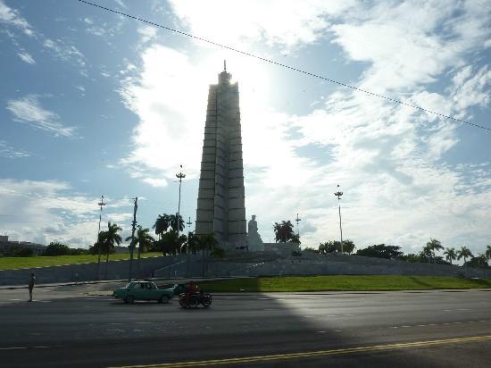 Plaza de la Revolucion: José Martí Memorial