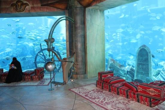 Atlantis, The Palm: Atlantis Lost Chambers