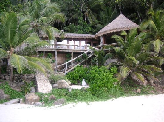 North Island Seychelles: This is not the whole hotel -- it's ONE suite