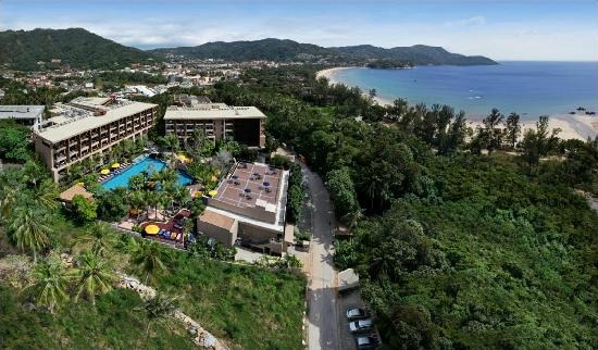 Novotel Phuket Kata Avista Resort and Spa: Hotel Facade