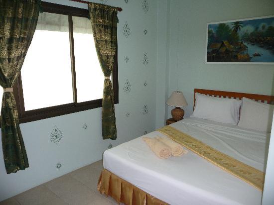 Klong Muang Sunset Hotel: bedroom