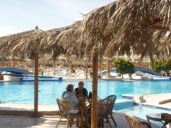 Hilton Hurghada Long Beach Resort: pool