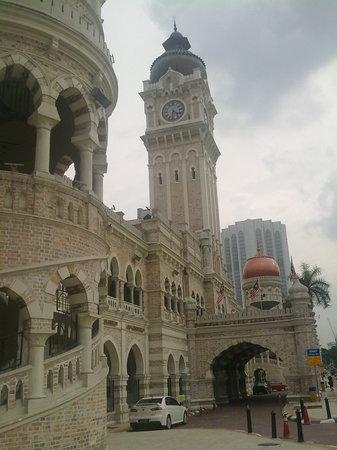 مبنى السلطان عبد الصمد