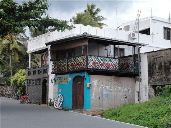 Seagreen restaurant