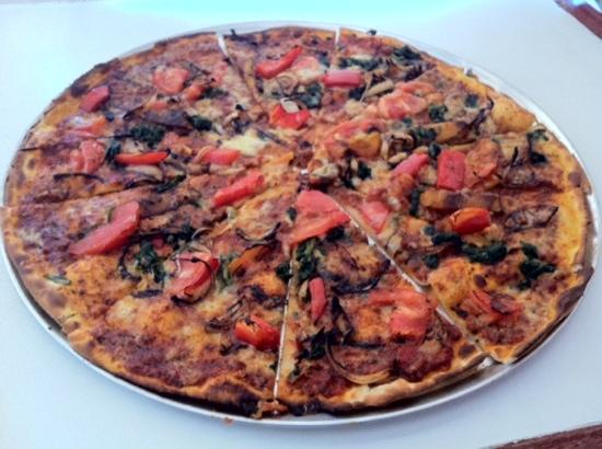 Mr. Mike's Pizza Company Ltd.: best pizza in PNG