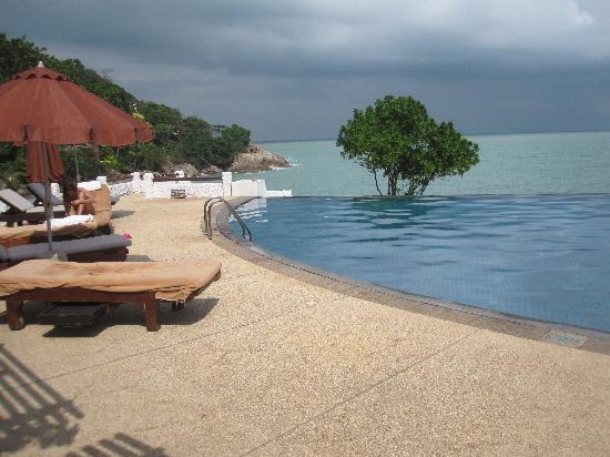 The Tongsai Bay: infinity pool