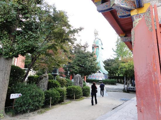 Kosanji Temple: Buddha