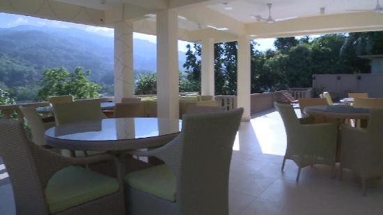 BayView Seychelles: Restaurant