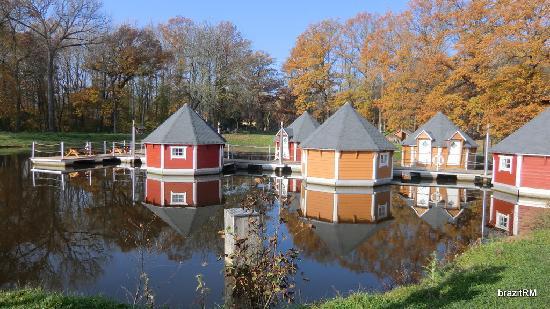 Historische Mühle Eberstedt: floating rooms