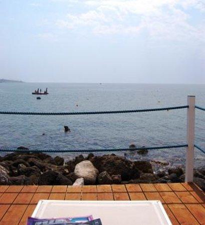 Marina San Gregorio, Italie : un bel posto al sole