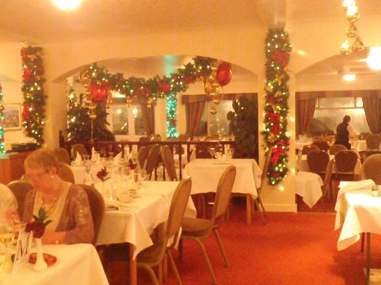 Queens Hotel: Restaurant