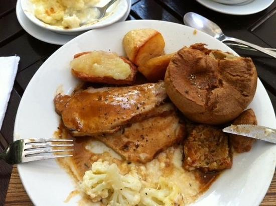 The Bay Tree: Yammi-yammi Sunday Roast