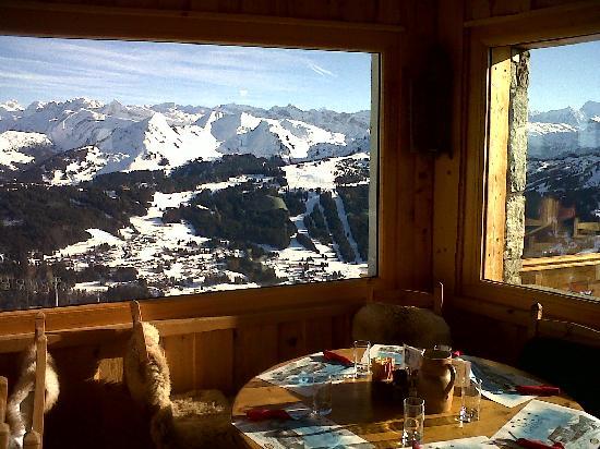 La Grande Ourse : the view !