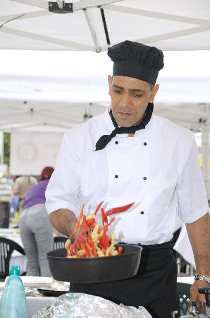 Mohamed , chef @ Le Chat Noir