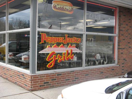 PepperJacks: Window treatment