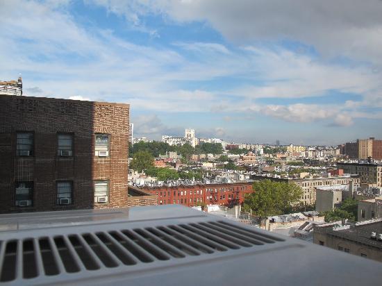 The Harlem YMCA : Vistas desde el piso 11
