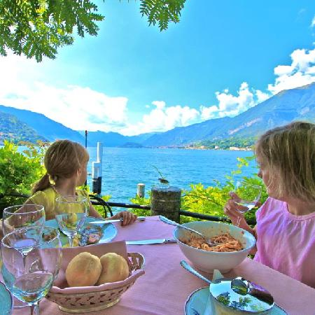 Florence Restaurant: Best memory of lake Como