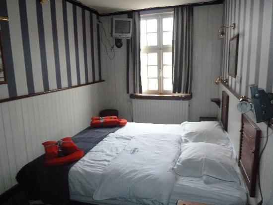 De Barge Hotel: Room 32