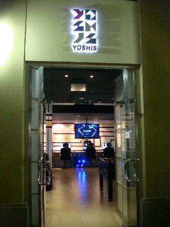 Yoshis Gaming Lounge