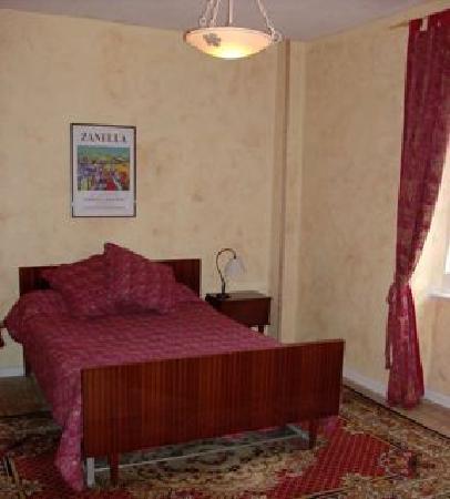Maison Morain: une chambre