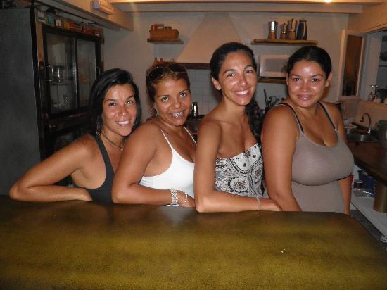 Posada la Rosaleda: El staff