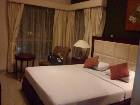 Ascot Hotel Apartment: camera da letto