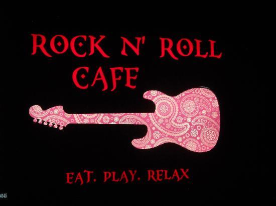 Rock N Roll Cafe : Dec. 2011