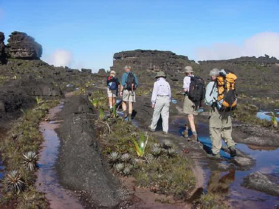 Mount Roraima: Roraima exploring