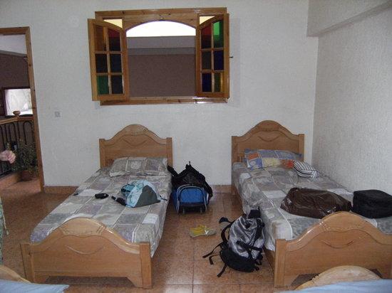 Casablanca Youth Hostel: Habitación