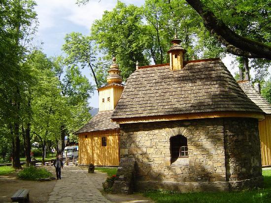 ซาโคพาเน, โปแลนด์: Meritorious Cemetery on Peksowy Brzyzek