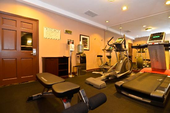 BEST WESTERN PLUS The Inn & Suites At the Falls: State of the Art Fitness Center