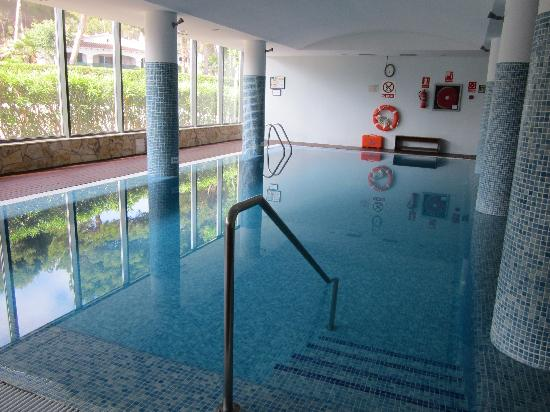 Hotel Santo Tomas: Hallenbad