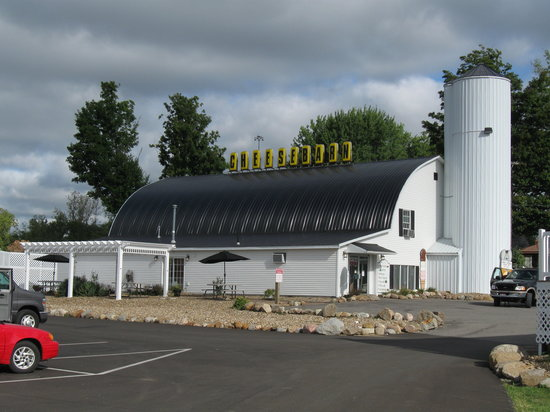 Grandpa S Cheese Barn Ashland Restaurant Reviews