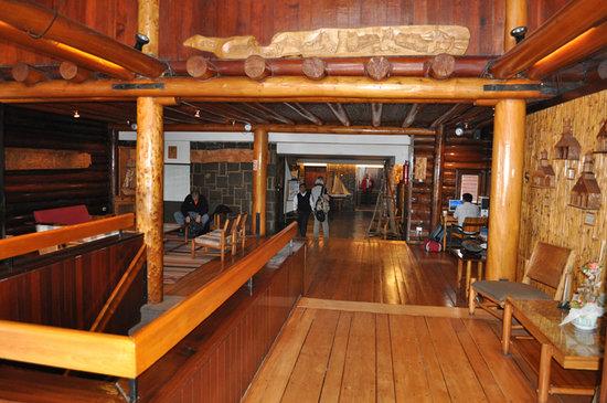 Panamericana Hotel Ancud: Lobby