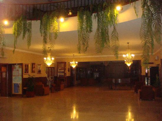 Domus Pacis: Interior do Hotel