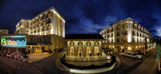 Rocks Hotel Casino: Rocks Hotel & Casino