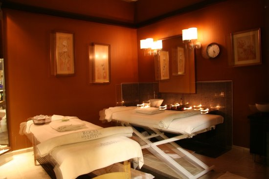 Rocks Hotel Casino: Spa