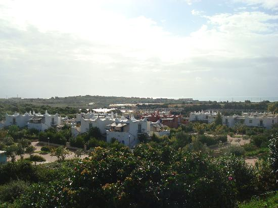 Residence Marsa Sicla: View of the Mediterranean from Marsa Sicla