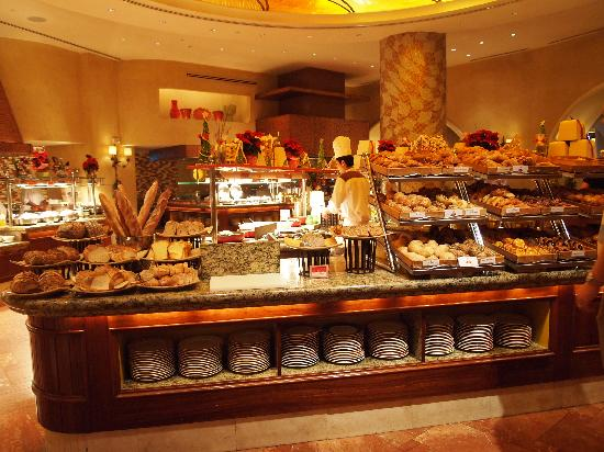 vegas breakfast buffet