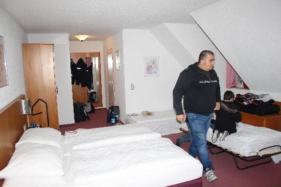 Hotel Siebeneichen: camera