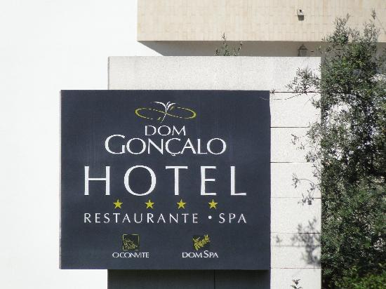 Dom Goncalo Hotel & Spa: Hotel.