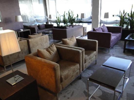 Dom Goncalo Hotel & Spa : Espaço comum.