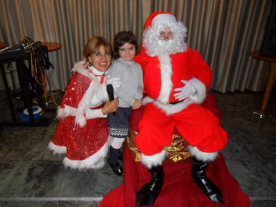 Hotel RH Princesa: Ania, Marta y Papa NÖel