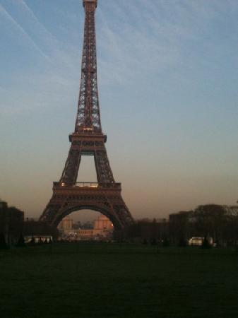Ibis Styles Paris Eiffel Cambronne : Eiffel Tower, only a short stroll or train trip away.