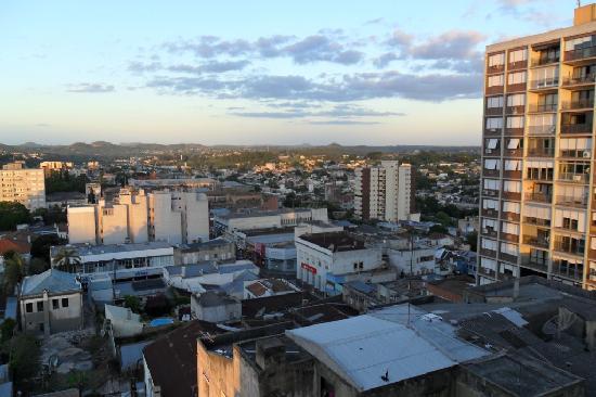 Verde Plaza Hotel : Vista do quarto.